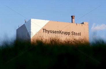 Werk von ThyssenKrupp Steel in Bochum