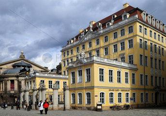 Coselpalais in der Altstadt Dresden