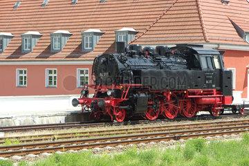 Dampflok der Baureihe 64