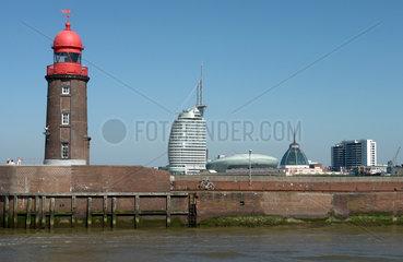 Skyline von Bremerhaven