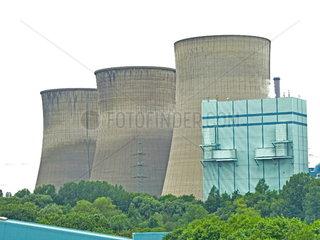 Kraftwerk 'Gersteinwerk' der RWE AG