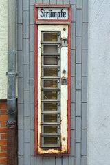 Strumpfautomat