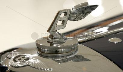 Bentleyproduktion