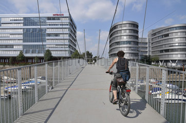 Stadterneuerung Innenhafen Duisburg