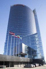 LATVIA-RIGA-SWEDBANK
