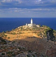 Leuchturm am Cap de Formentor auf Mallorca