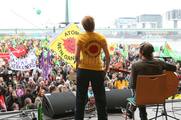 Anti-AKW-Demo in Koeln 26.03.2011