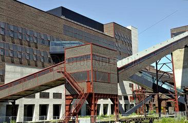 Alte Kohlenwaesche des Weltkulturerbe Zeche Zollverein