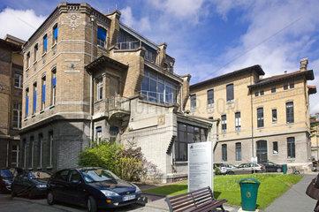 Krankenhaus Pitie-Salpetriere