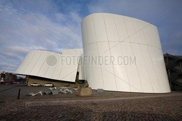 Stralsund  Deutschland  Naturkundemuseum Ozeaneum