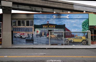 Seattle: Autowerkstatt fuer deutsche Wagen