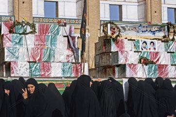 Aschura-Riten  Isfahan  Iran
