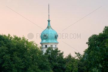 Berlin  Deutschland  Jagdschloss Glienicke
