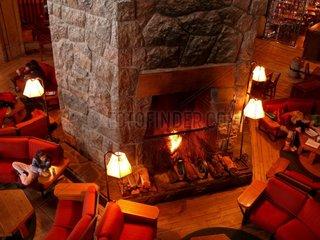 Oregon: Timberline Lodge