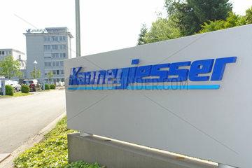 Firma Kannegiesser in Vlotho