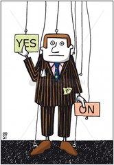 Lobbyismus im Europaparlament