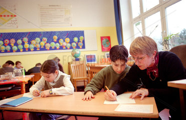 Deutschunterricht in der Grundschule