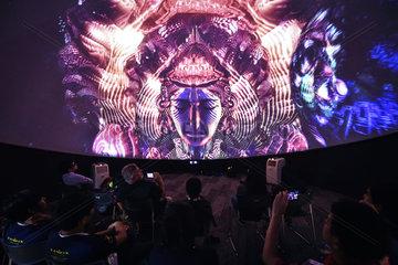THAILAND-BANGKOK-TECHNOLOGY-SIGGRAPH ASIA 2017