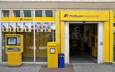 Postbank Finanzcenter in Duisburg