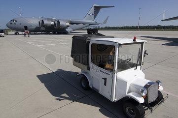 Strategische Lufttransporteinheit SAC  Papa Ungarn