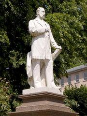 Kaiser Wilhelm Standbild Bad Ems