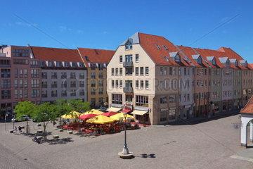 Marktplatz Frankfurt (Oder)