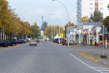 Lindenallee Eisenhuettenstadt