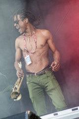 Macklemore amp Ryan Lewis auf Ruisrock 2013