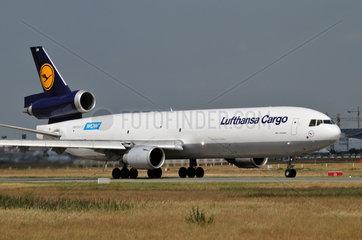 LUFTHANSA CARGO MD-11 Frachter