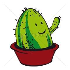 Kaktusbaby