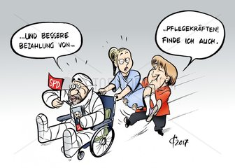 Pflegekraefte