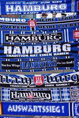 HSV-Fanschals