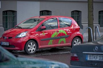 Green Wheels Carsharing