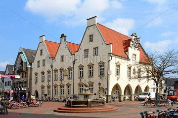 Finanznot bei den Kommunen  Rathaus