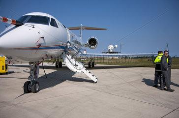 DLR-Forschungsflugzeug HALO