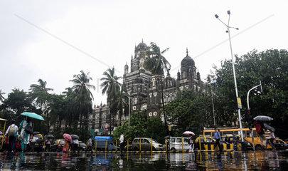INDIA-MUMBAI-WORLD HERITAGE