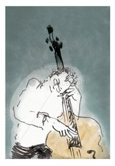 Jazzmusik Kontrabass