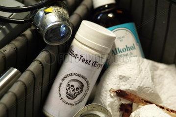 Kriminalbiologische Untersuchungen