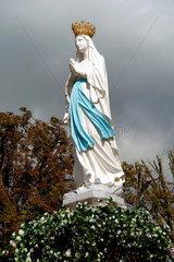 Marienstatue von Lourdes