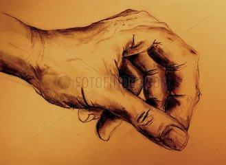 Hand Maennerhand