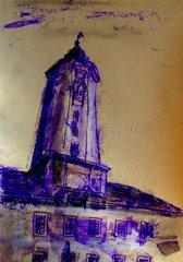 Kirchturm Kirche