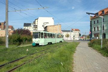 Strassenbahn in Frankfurt (Oder)