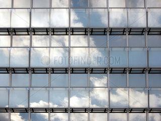 Glasfassade Stadthaus Bonn