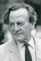 Philipp Freiherr von Boeselager  Portraet  1986