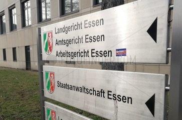 Justizzentrum Essen