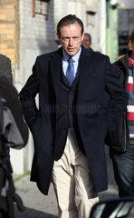 Bart de Wever  Vorsitzender der Nieuw-Vlaamse Alliantie (NVA)