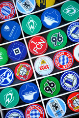 Bundesliga Dosen