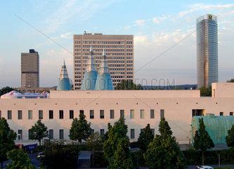 Bundeskunsthalle  UN-Campus  Bundesnetzagentur  Posttower