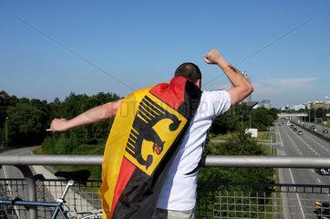Fussballfan WM 2010