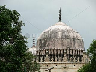 Grabanlage der Qutb-Shahi K__nige